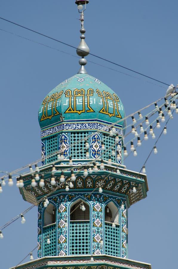Qom,伊朗 免版税图库摄影