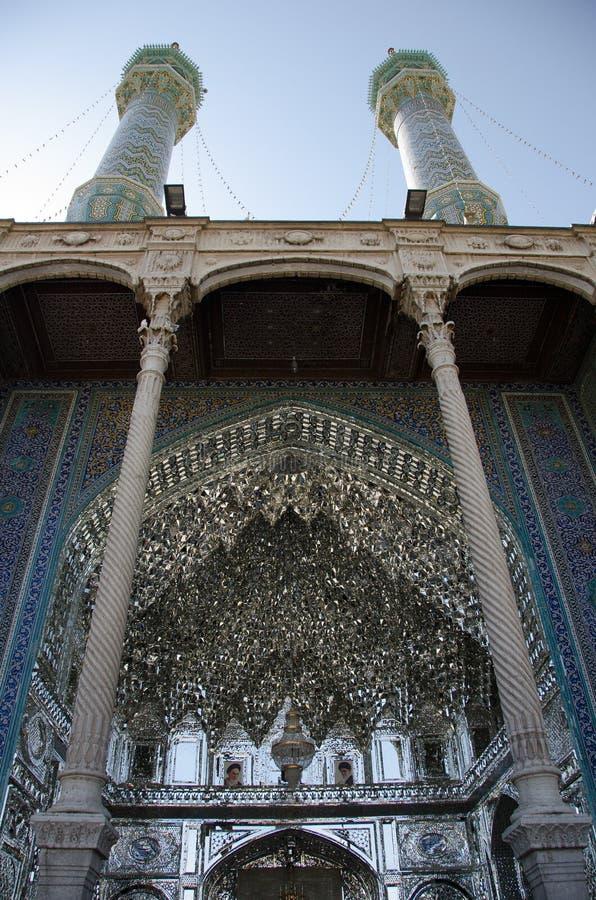 Qom,伊朗 免版税库存照片