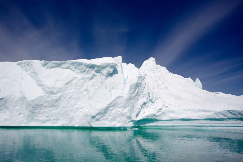 Qooroq Icefjord stock fotografie