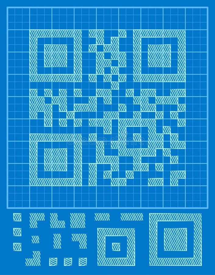 Download QR-código del vector ilustración del vector. Ilustración de móvil - 42432356