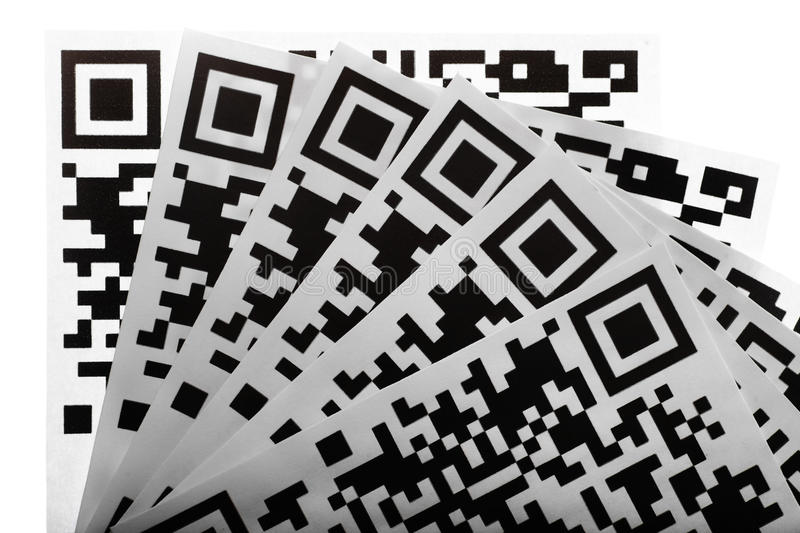 Download QR Codes Royalty Free Stock Photo - Image: 31066635