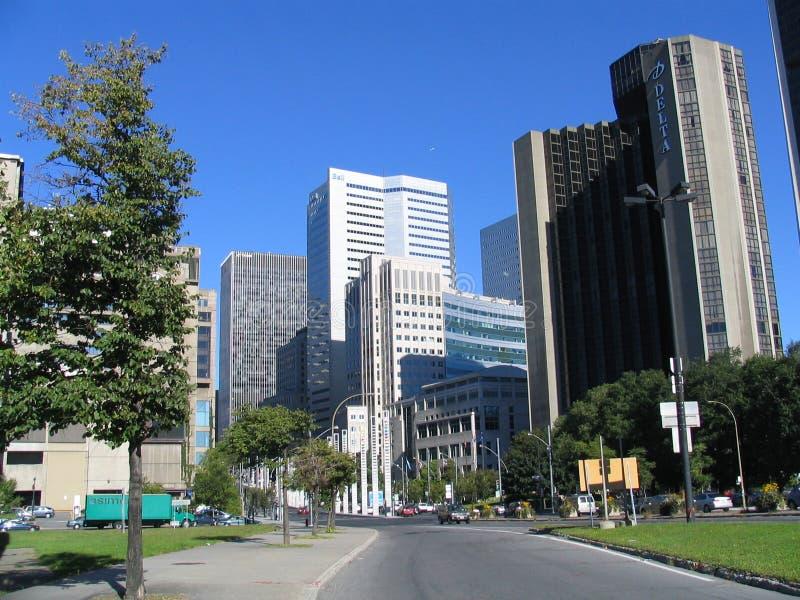 Québec Kanada arkivfoto