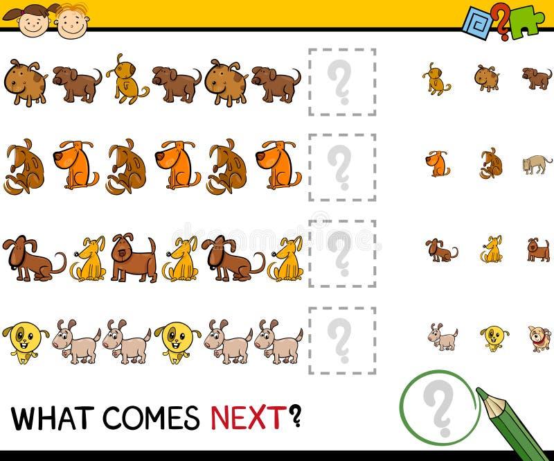 Qué viene historieta siguiente del juego libre illustration