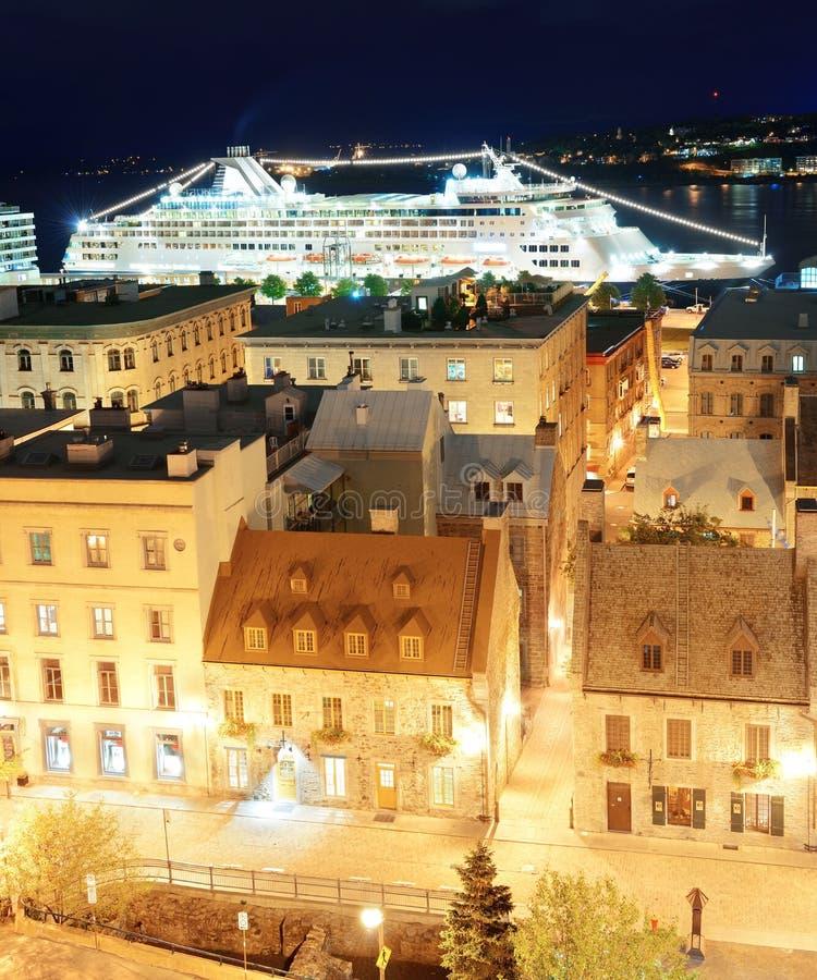 Québec photos stock
