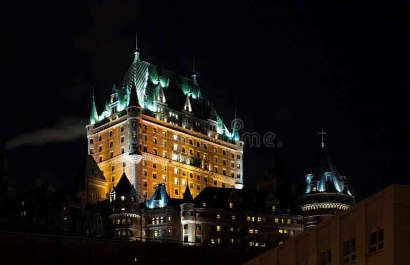 Québec-Stadt, Kanada lizenzfreies stockfoto