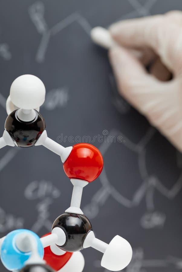 Química imagem de stock