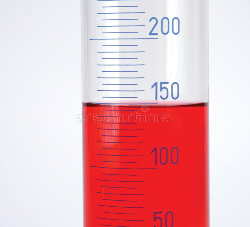 Download Química imagem de stock. Imagem de chemistry, vermelho - 532615