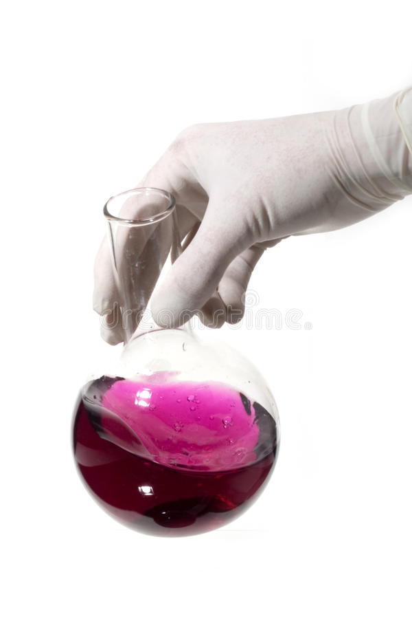 Química fotografia de stock royalty free