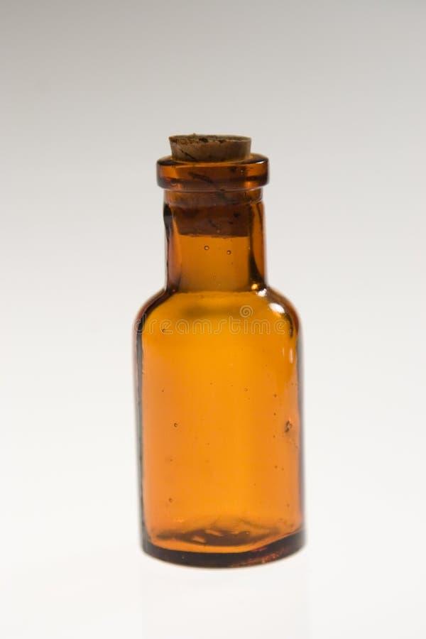 Química bottle2 imagem de stock