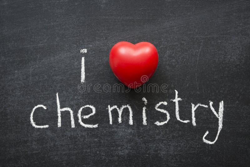 Química do amor fotografia de stock royalty free