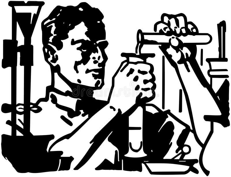 químico ilustração do vetor
