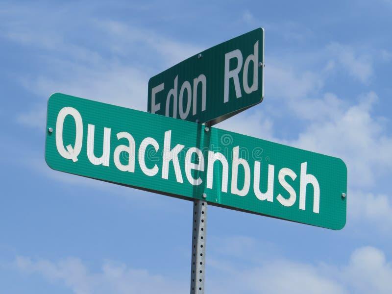 Quackenbush stock afbeeldingen