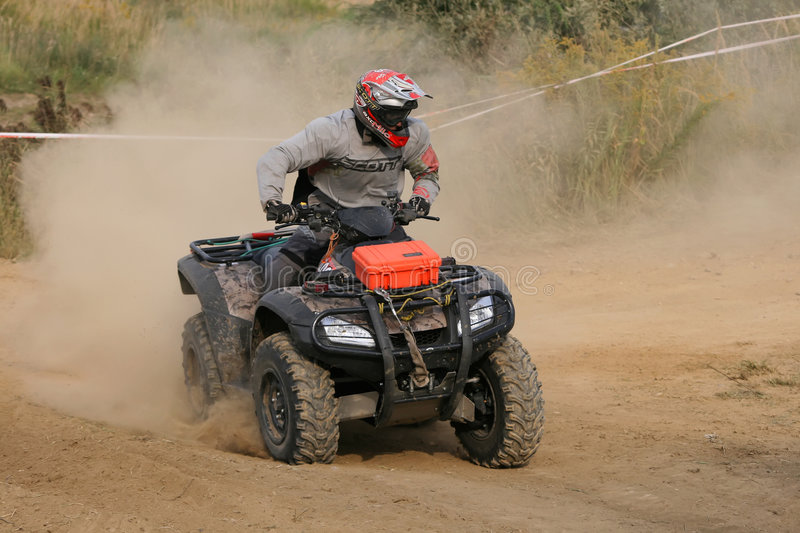 Download Quad Competition Editorial Photo - Image: 7064946