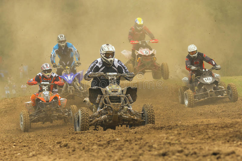 Download Quad racers editorial photography. Image of action, moving - 20503747