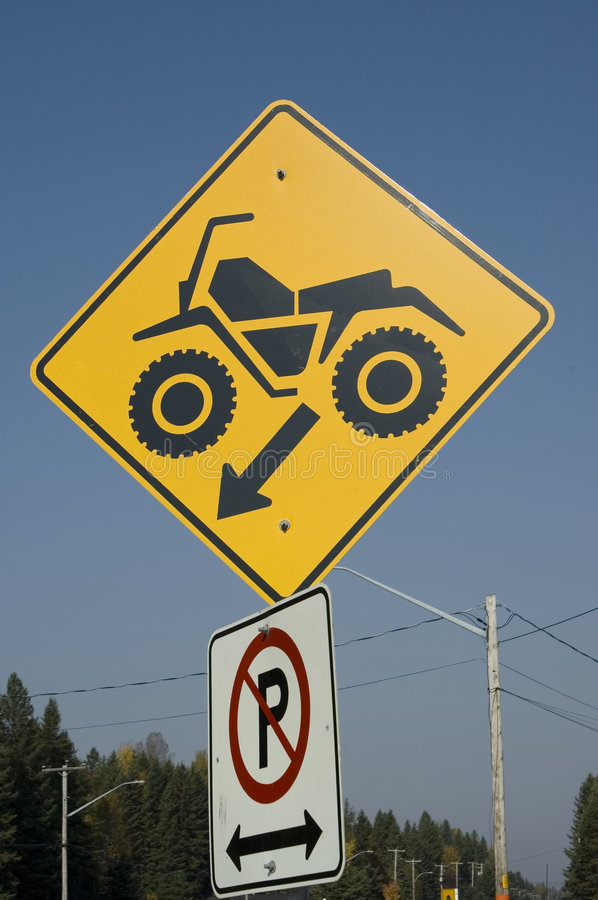 Download Quad sign stock image. Image of transport, drive, vehicle - 276389