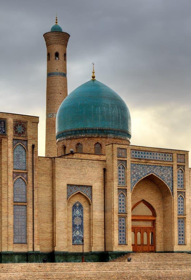 Quadrado da imã de Hast em Taskent foto de stock royalty free