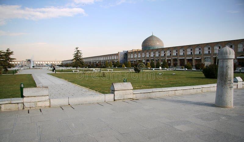 Quadrado da imã, Isfahan, Irã imagens de stock royalty free