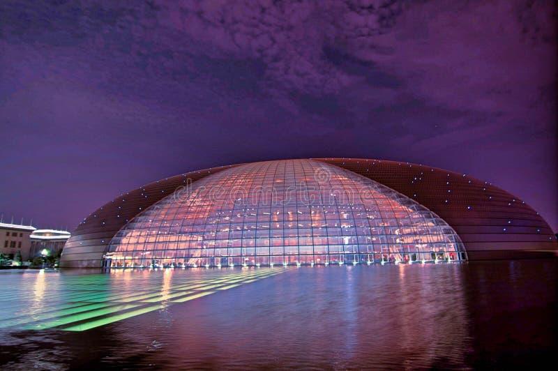 Quadrado olímpico do Pequim imagens de stock royalty free