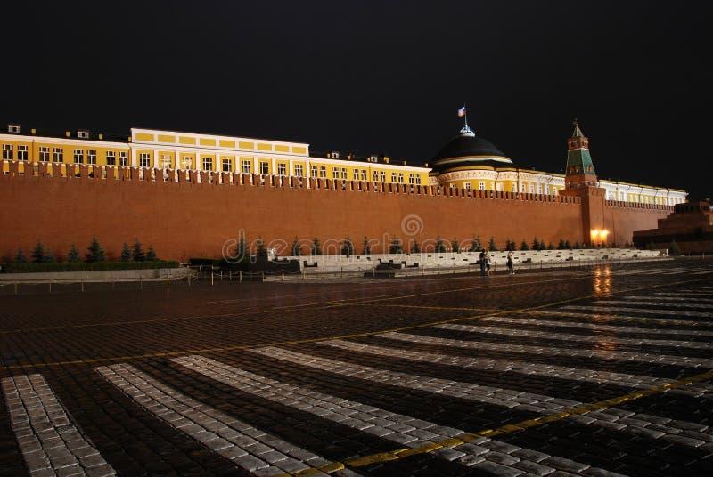 Quadrado vermelho, Moscovo, Rússia imagem de stock