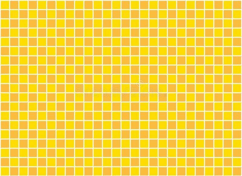 Quadrati - priorità bassa senza giunte illustrazione vettoriale