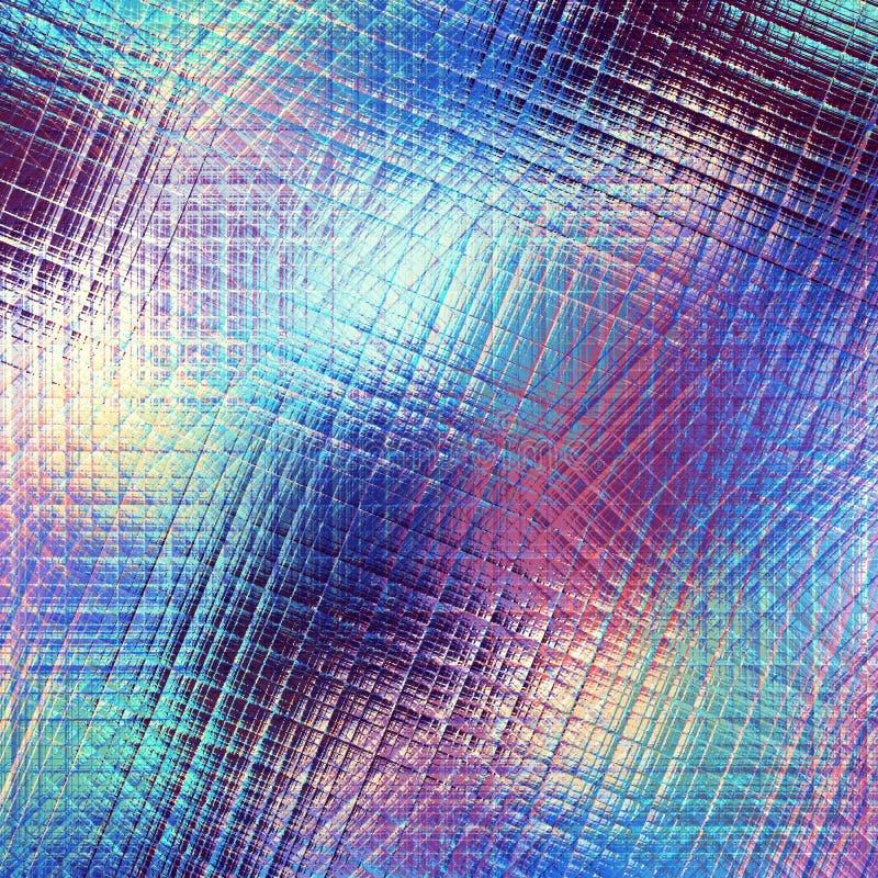 Quadratischer Glasunschärfehintergrund vektor abbildung