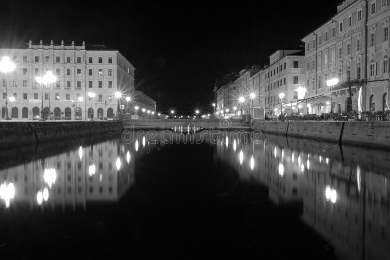 Quadrato di Ponte Rosso fotografia stock