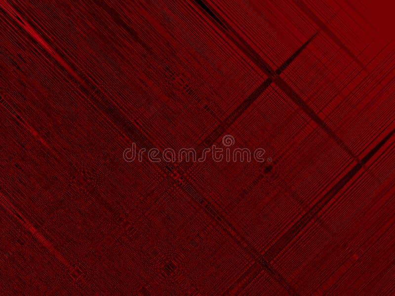 Quadrierter Hintergrund lizenzfreie abbildung