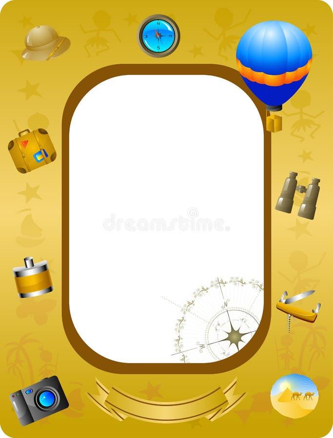 Download Quadro ilustração do vetor. Ilustração de frasco, vazio - 12802915