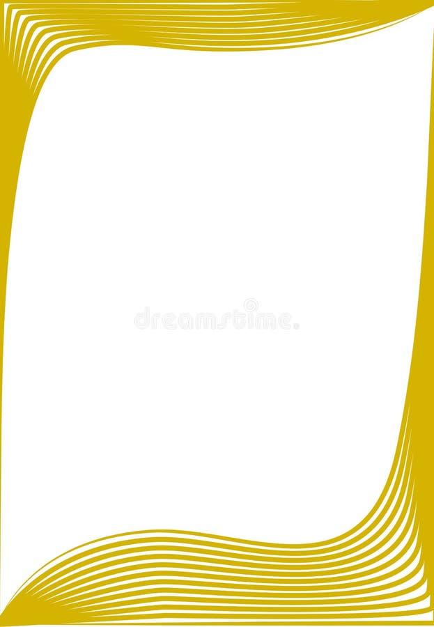 Quadro 3 imagem de stock