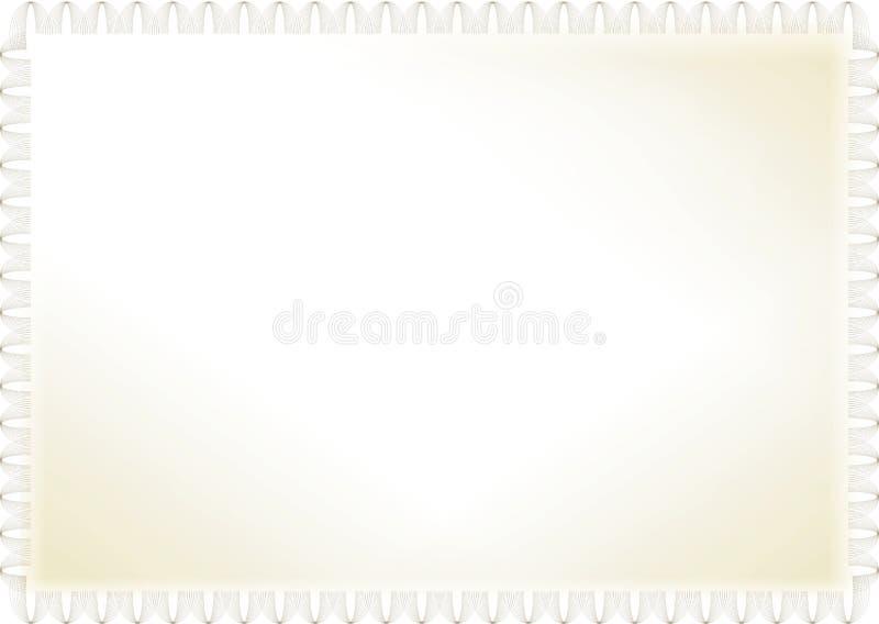 Download Quadro ilustração stock. Ilustração de escreva, linha, beiras - 530629