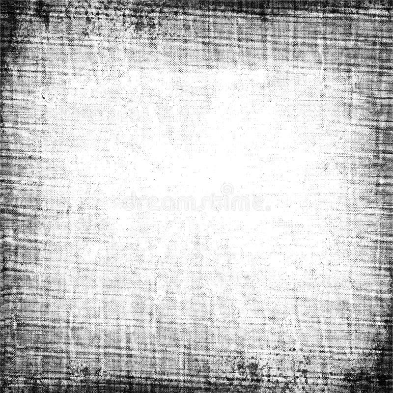 Quadro abstrato sujo ou do envelhecimento fotografia de stock