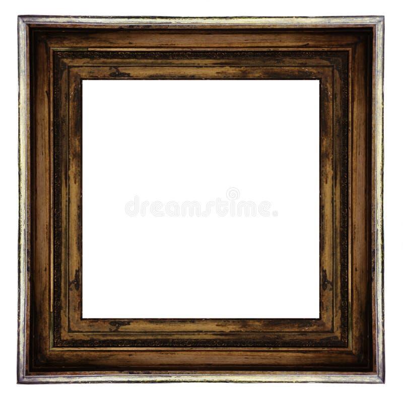 Quadro antigo para a arte imagens de stock royalty free