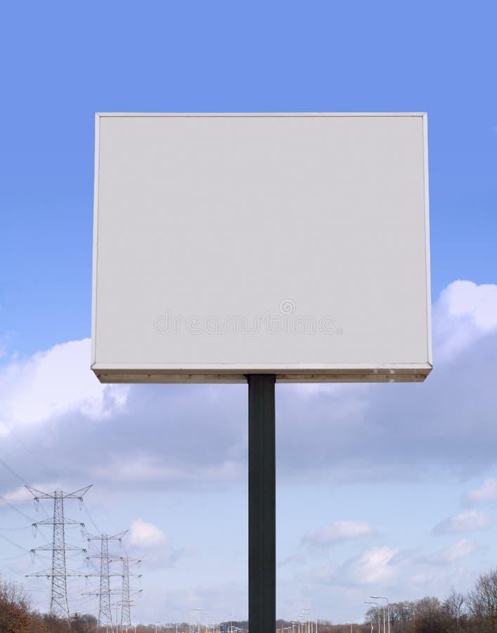 Download Quadro De Avisos Ao Ar Livre Vazio Grande Foto de Stock - Imagem de indústria, grande: 542198