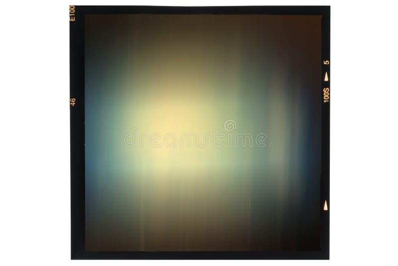 Quadro de filme análogo do formato médio imagem de stock royalty free