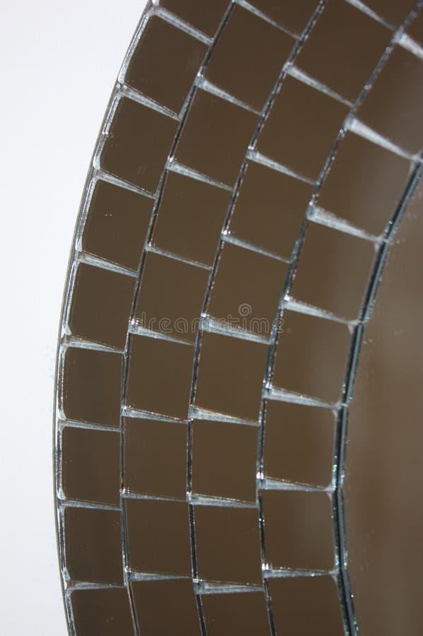 Quadro espelhado fotografia de stock