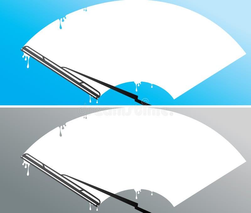 Quadro indicador creativo ilustração do vetor