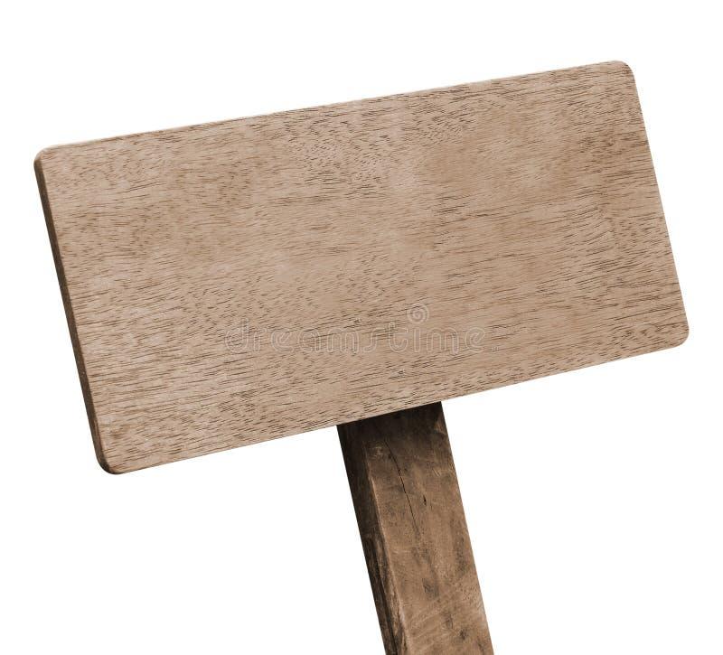 Quadro indicador de madeira de Brown imagem de stock royalty free