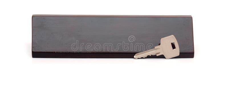 Download Chave de prata foto de stock. Imagem de anunciar, chave - 29835422