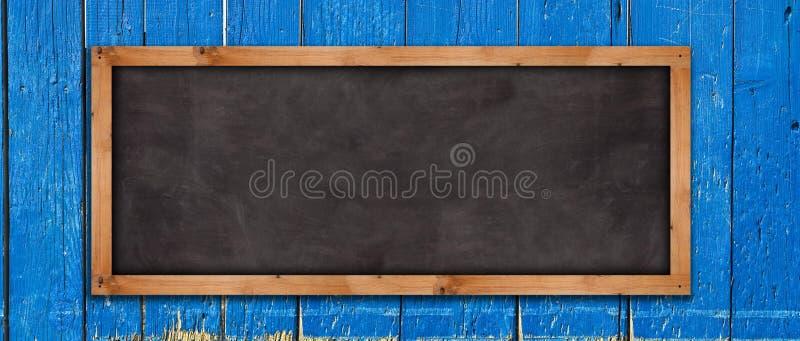 Quadro na parede de madeira fotografia de stock royalty free