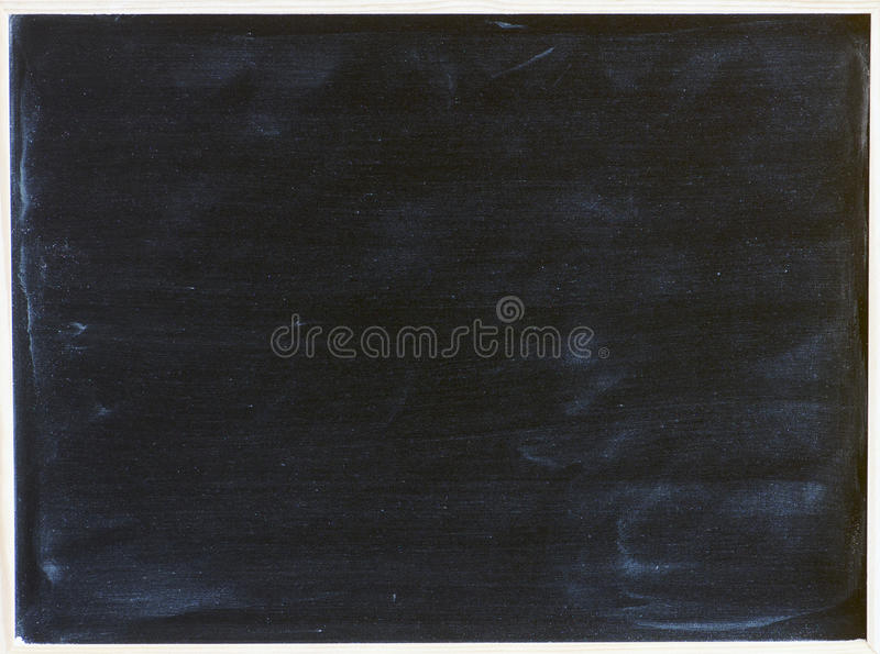 Quadro-negro imagem de stock