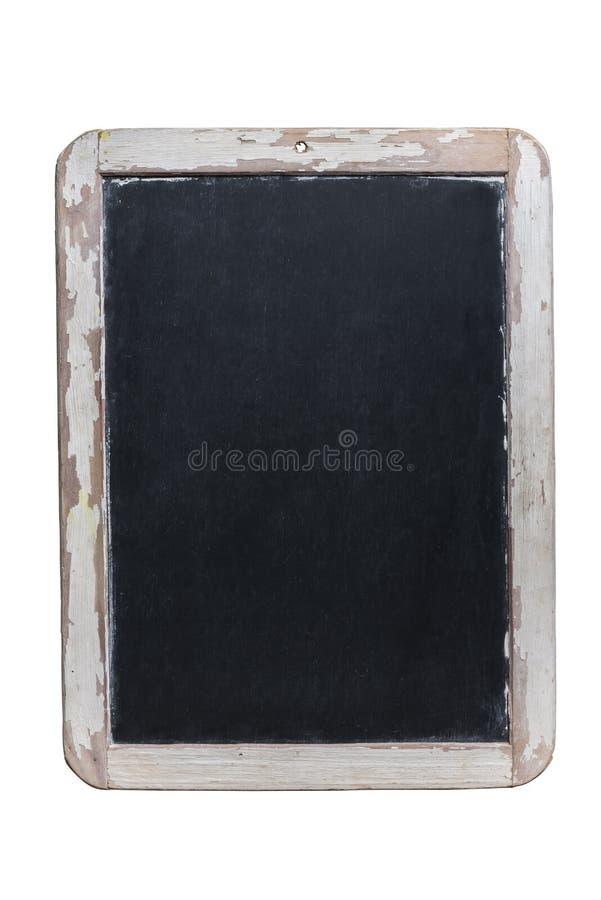 quadro-negro antigo isolado fotos de stock