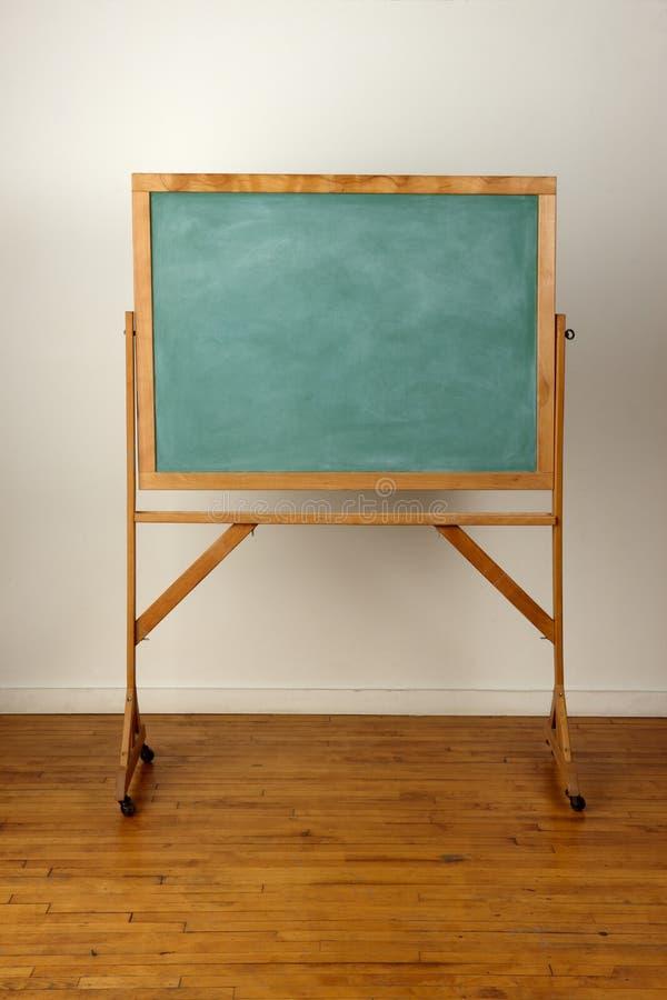 Quadro-negro da sala de aula imagem de stock royalty free