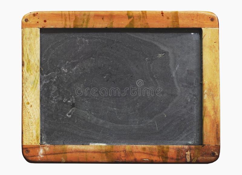 Quadro-negro sujo, espaço do vintage da cópia imagem de stock royalty free