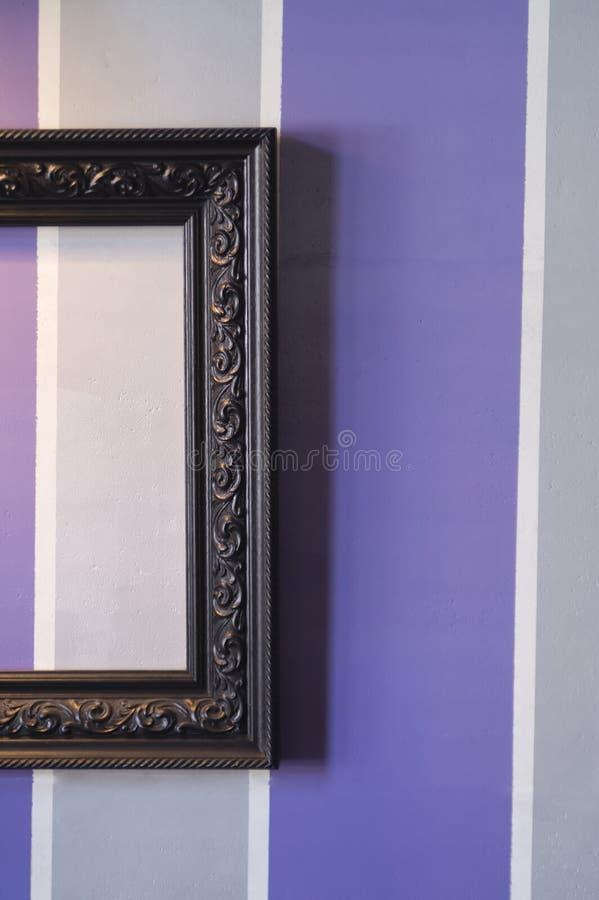 Quadro sem pintura imagem de stock royalty free