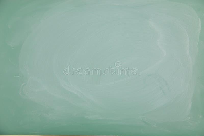 Quadro verde em branco imagens de stock