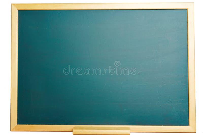 Quadro verde vazio como o fundo fotos de stock royalty free