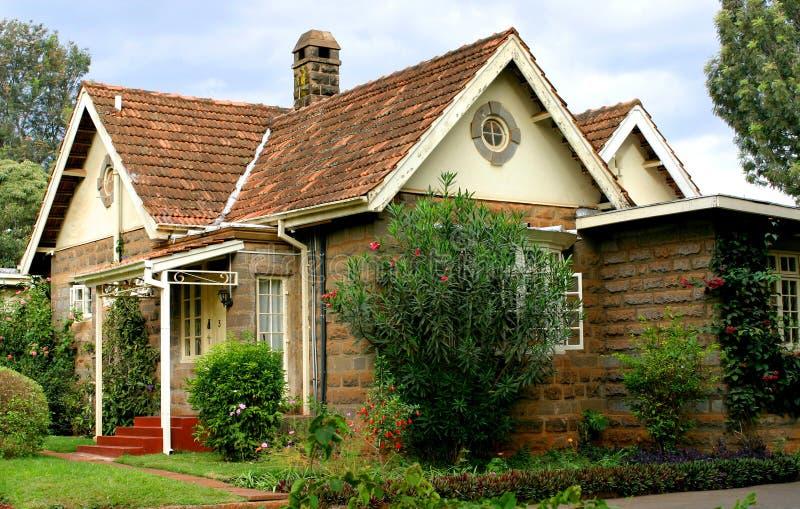 Quaint Cottage stock image