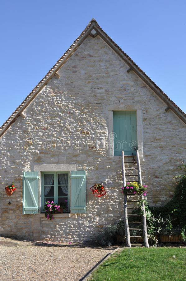 Download Quaint French House Royalty Free Stock Photography - Image: 11387087