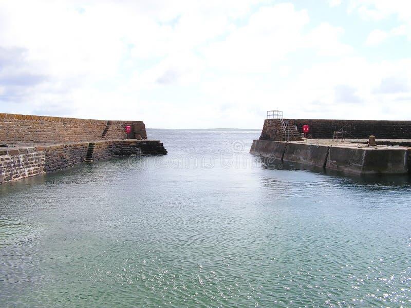 Quaint Haven. royalty-vrije stock afbeelding