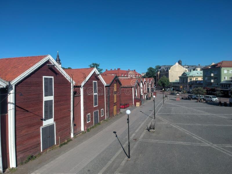 Qualche cosa di svedese tipico fotografia stock libera da diritti